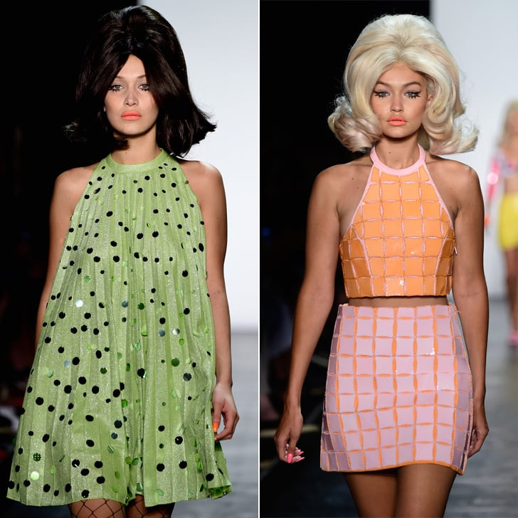 Bella and Gigi Hadid Are Taking Over the Catwalks at NYFW