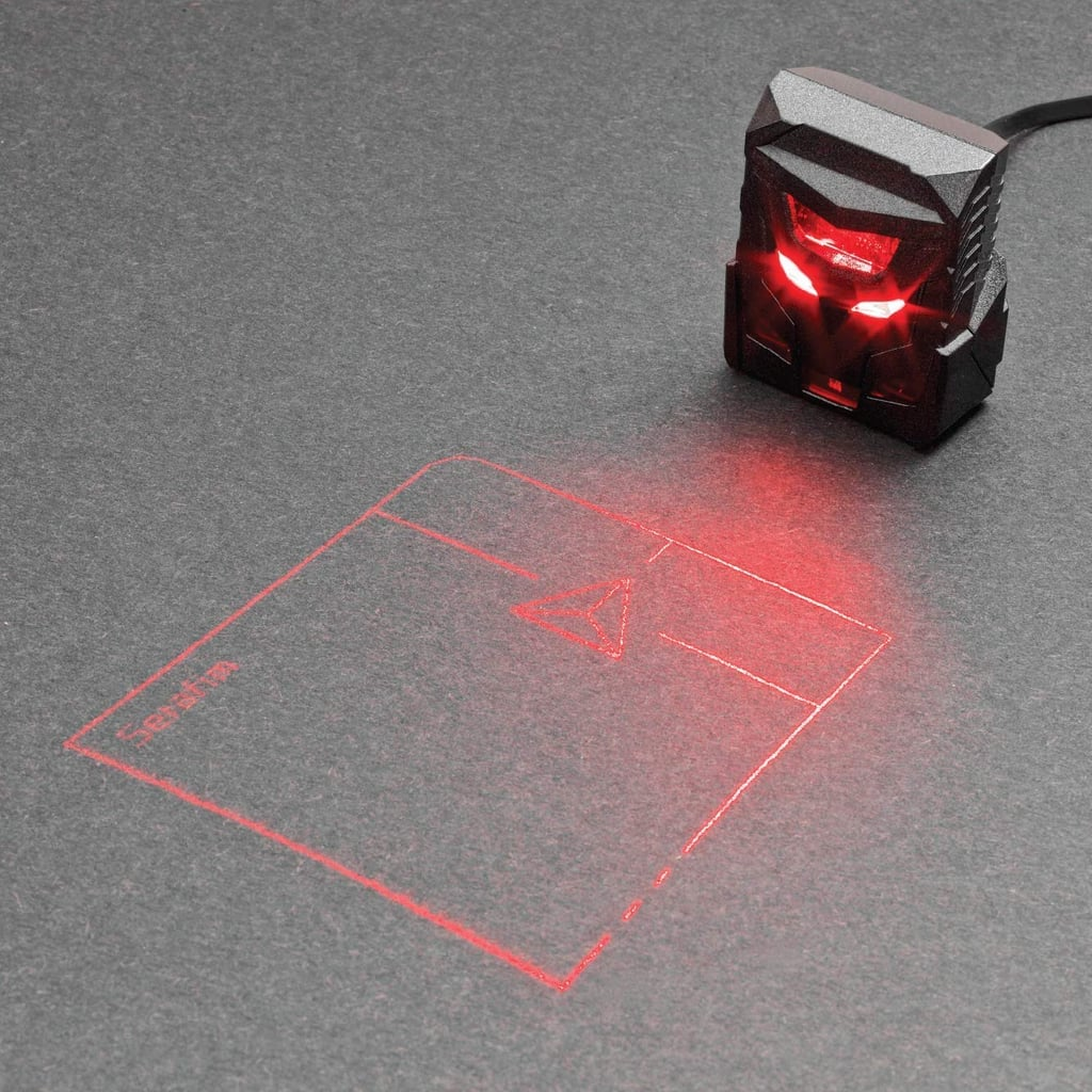 Virtual Laser Holographic Mouse
