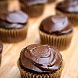 "Vegan Chocolate Cupcakes With Avocado ""Buttercream"" Icing"