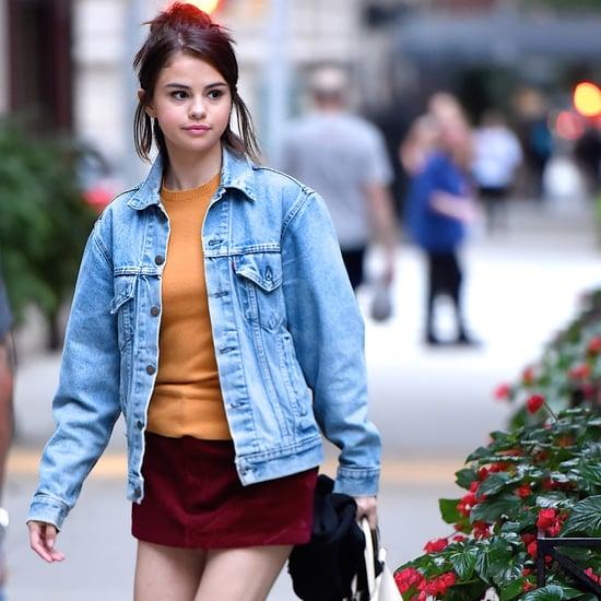 Selena Gomez's Favorite Sneakers