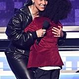 Pictured: Alicia Keys and Raif-Henok Emmanuel Kendrick