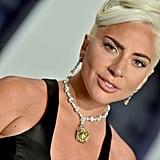Lady Gaga Wears 128-Carat Yellow Tiffany Diamond Necklace to 2019 Oscars