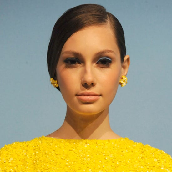 Photos of the Hair and Makeup Look at Alice and Olivia Spring Summer 2013 New York Fashion Week