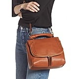 Sole Society Mini Rubie Faux Leather Crossbody Bag
