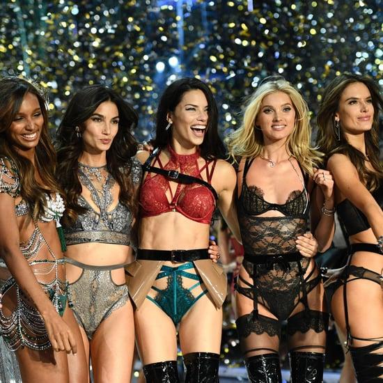 Beste Bilder der Victoria's Secret Fashion Show 2016