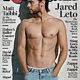 Jared Leto Shirtless Pictures