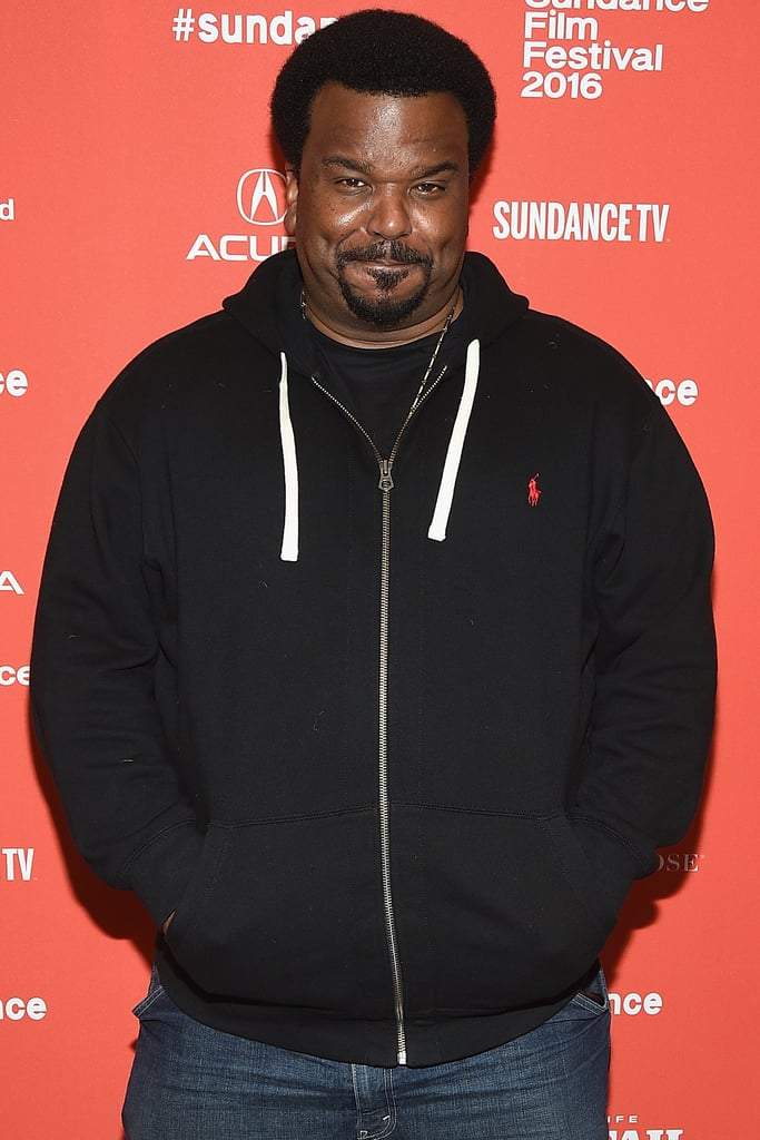 Craig Robinson Has Joined the Cast