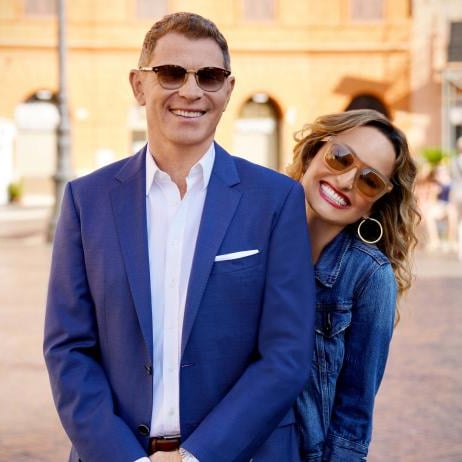 Editor Review of Bobby and Giada in Italy