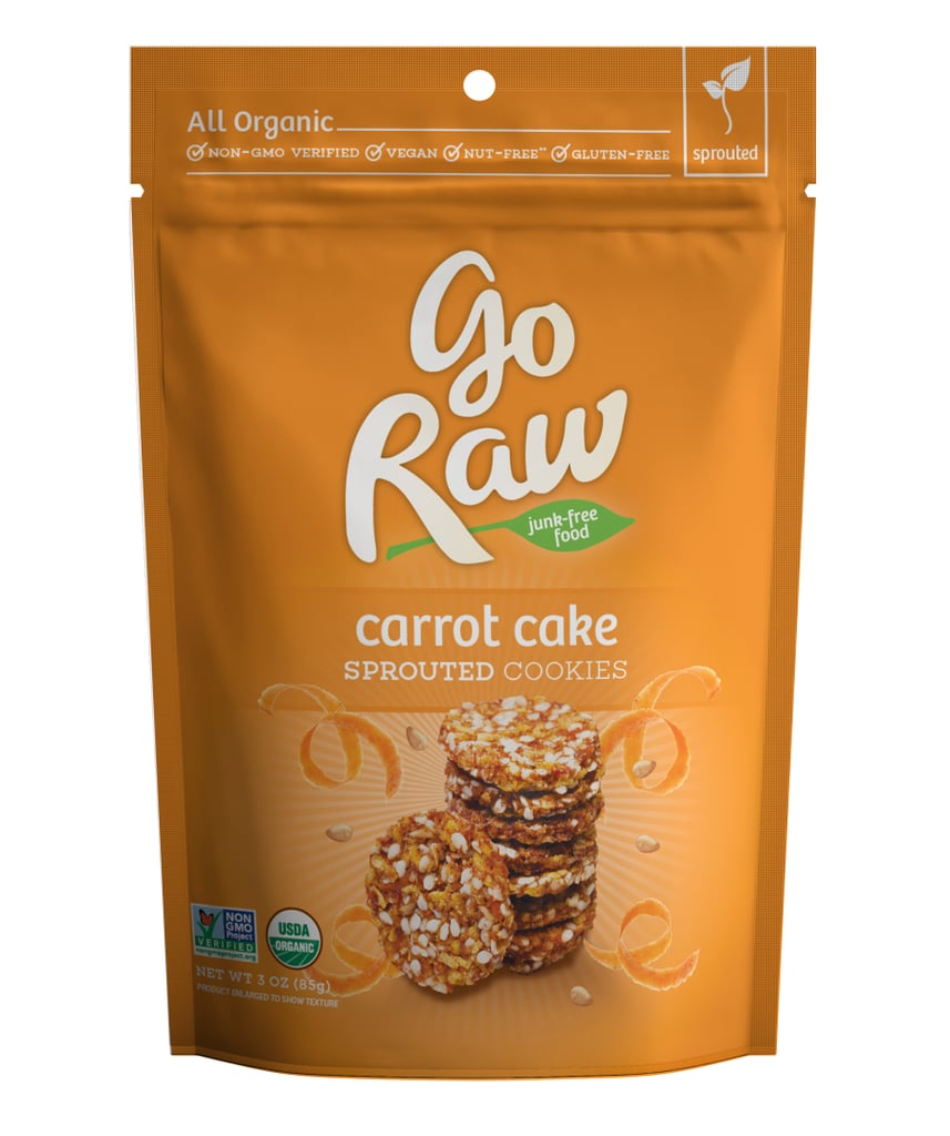 Go Raw Carrot Cake Cookie