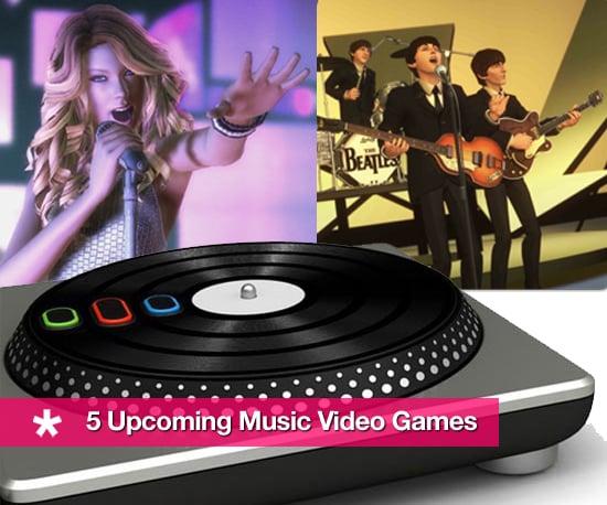 Upcoming Music, Singing, and Dancing Video Games