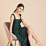 Maria Convertible Dress — Emerald