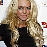 Lindsay Lohan attends Rock the Kasbah hosted by Sir Richard Branson