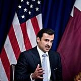 Qatar: Emir Tamim bin Hamad Al Thani