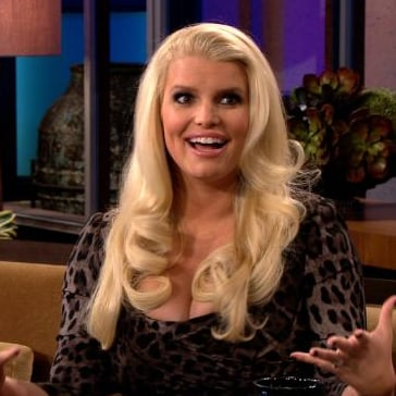 Jessica Simpson Talks About Second Pregnancy, Weight Gain
