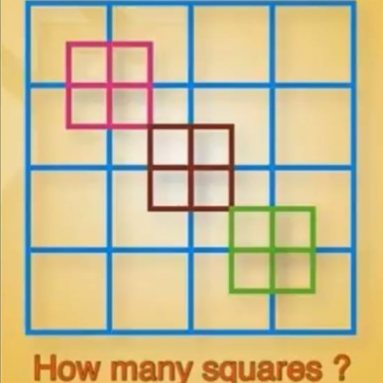 Square Brain Teaser