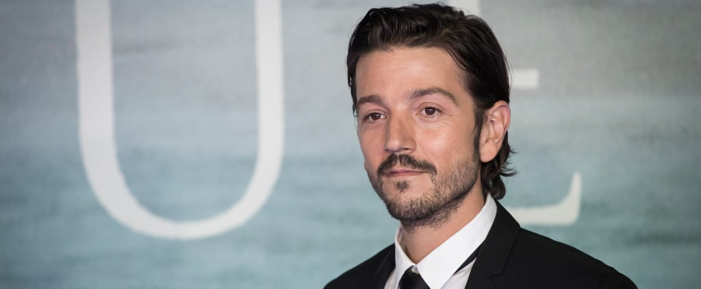 Diego Luna Just Perfectly Highlighted the Importance of Latino Representation in Hollywood With This Tweet