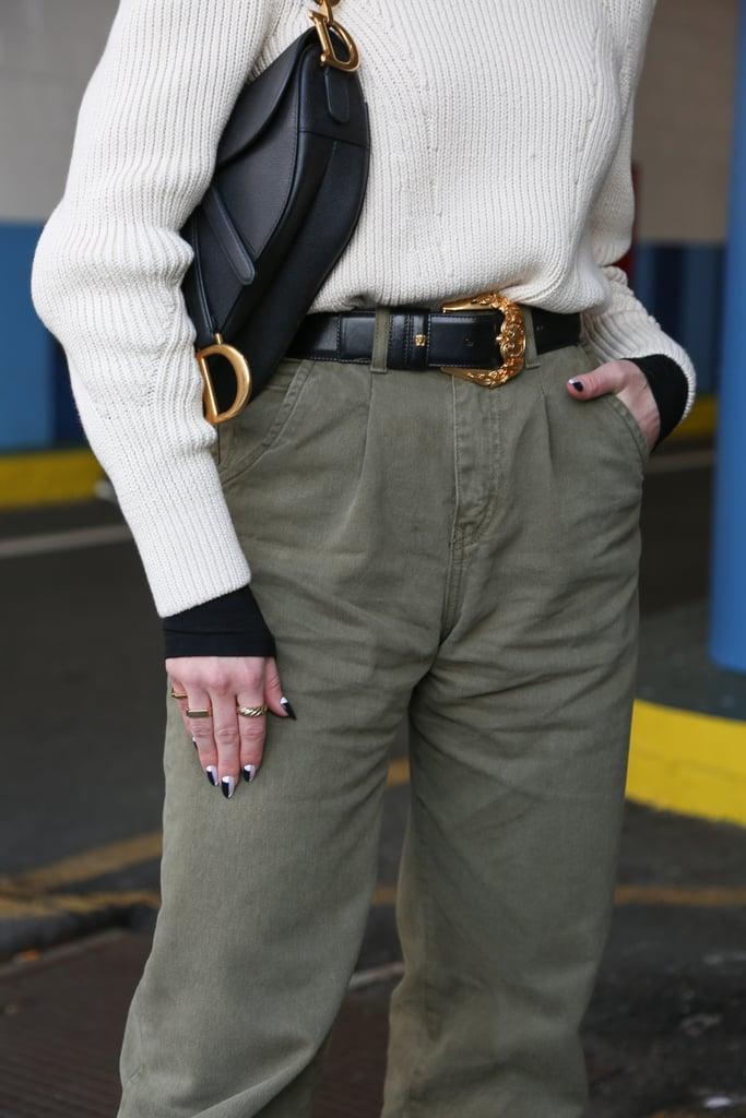 How to Wear a Belt