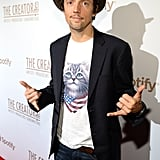 Pictured: Jason Mraz