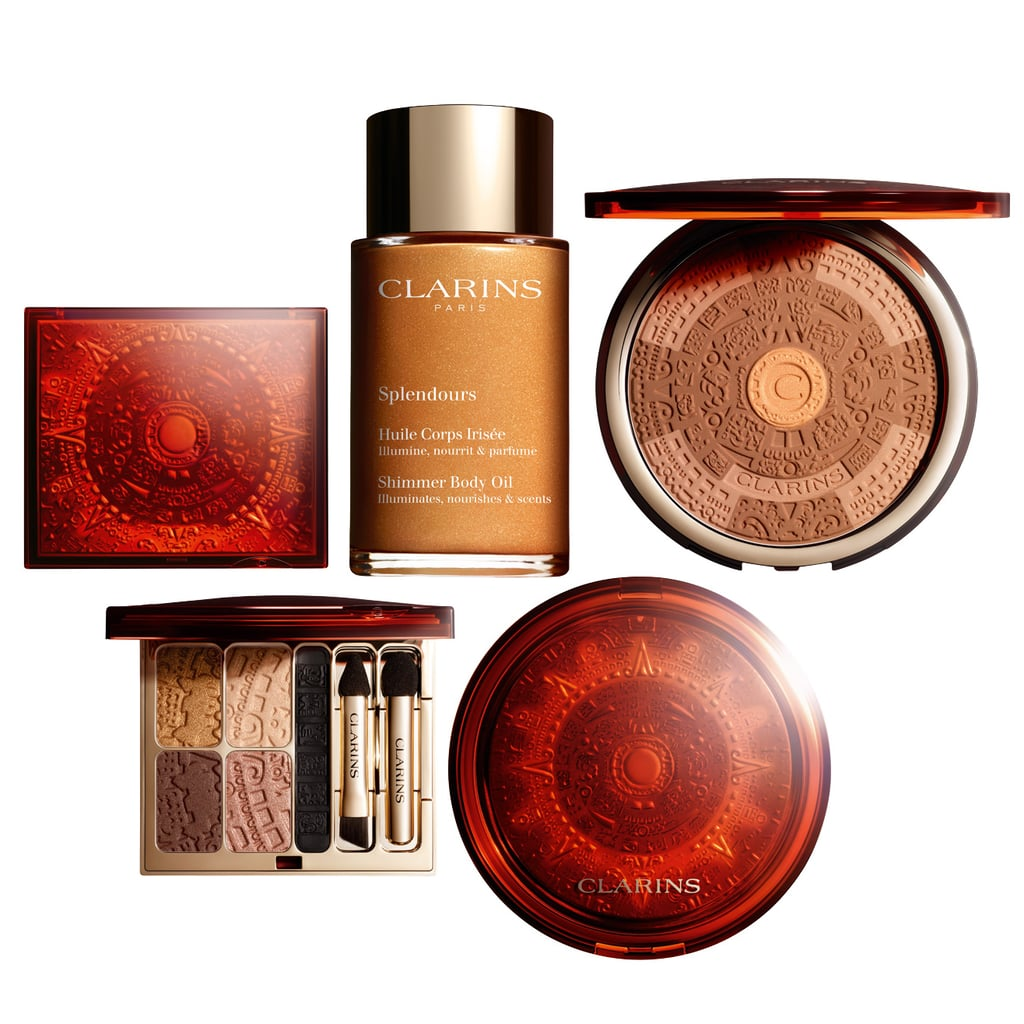Clarins Splendors Makeup Collection