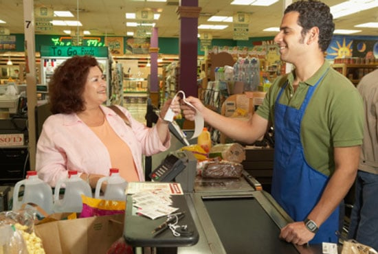 Are You Buddies With the Staff at Your Local Grocery Store?