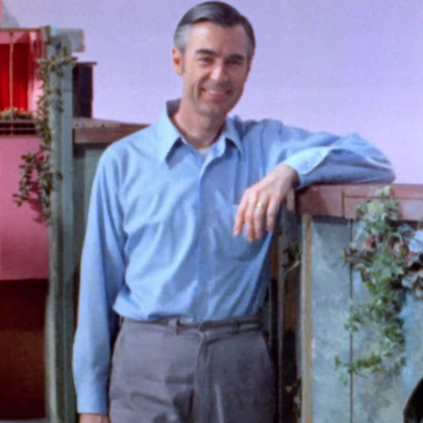 Mr Rogers Documentary Won T You Be My Neighbor Trailer Popsugar Entertainment Uk