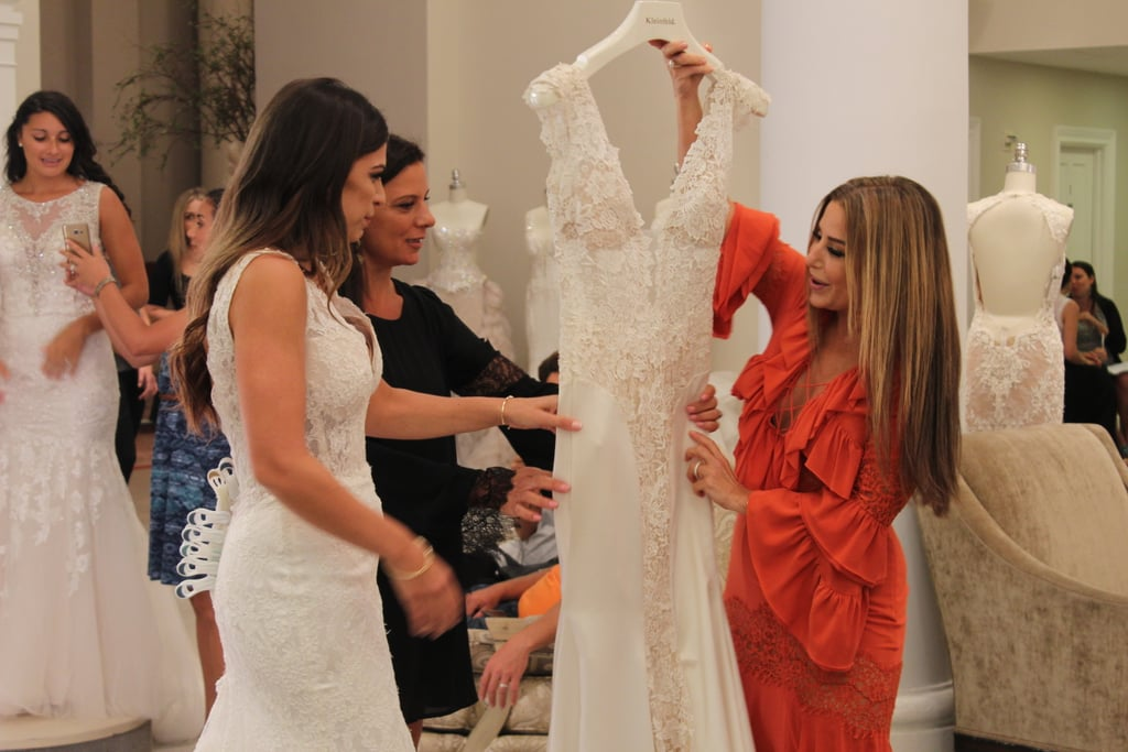 Pnina's Experience on Say Yes to the Dress