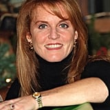 """Sarah Ferguson on the royal family's traditional Christmas Eve meal: """"You never let the queen beat you down for dinner, end of story. To come in any later would be unimaginably disrespectful."""""""