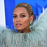 Beyoncé Knowles With Small Braids