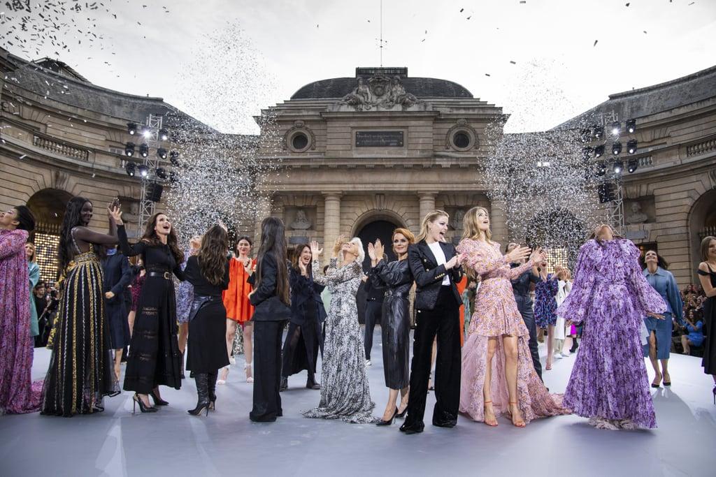 Le Défilé L'Oréal Paris 2019 Finale