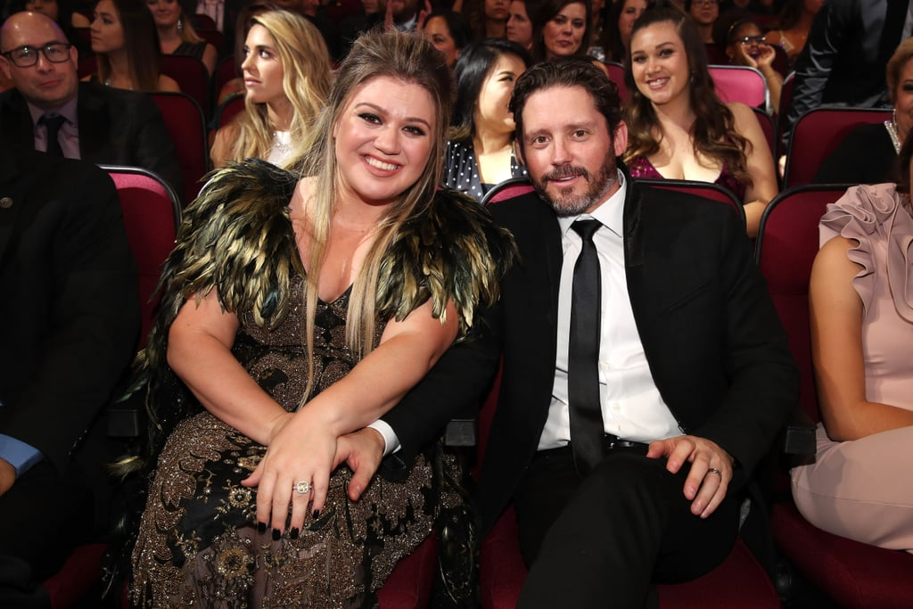 Pictured: Kelly Clarkson and Brandon Blackstock