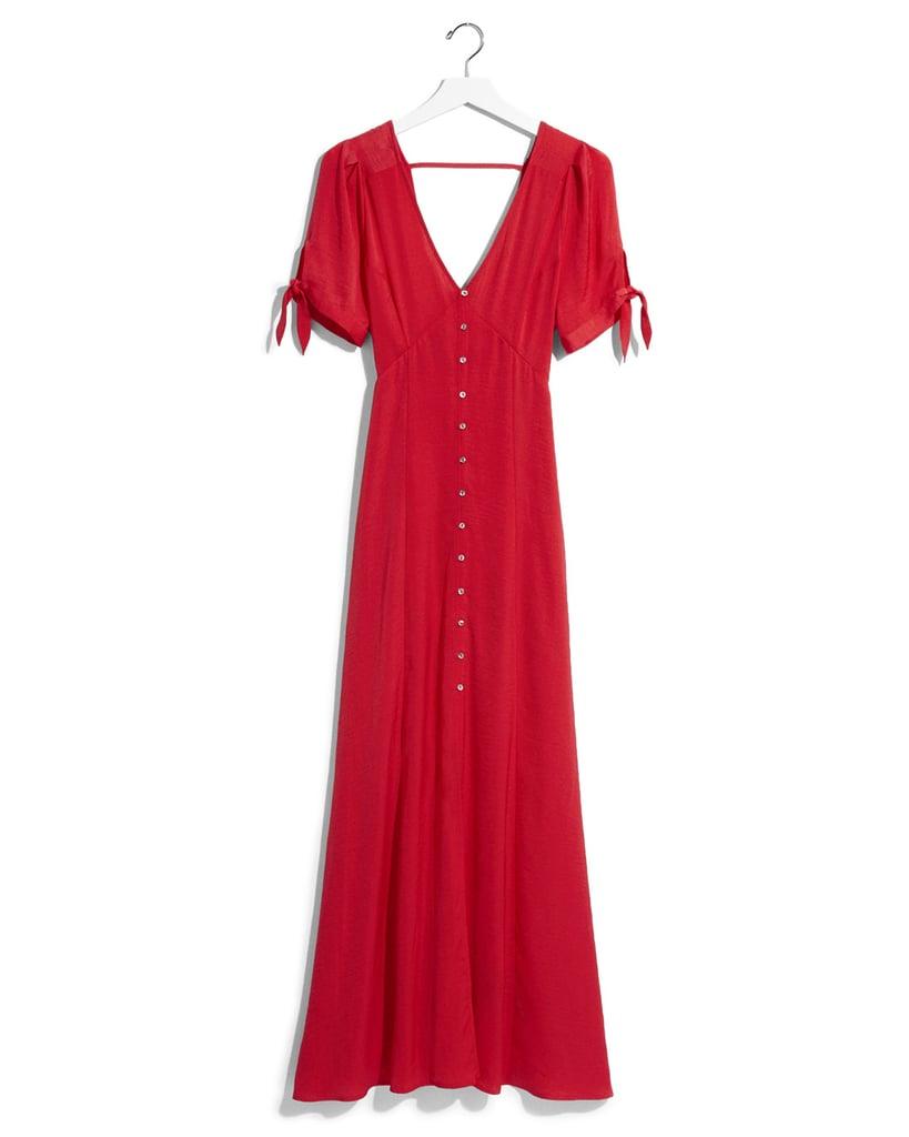Karlie Kloss x Express Solid Maxi Dress ($88)
