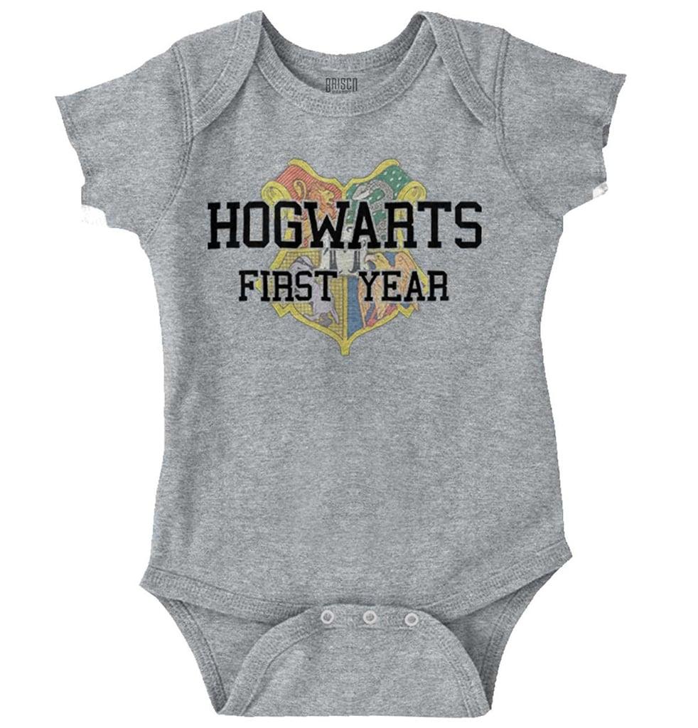 Hogwarts First-Year Onesie