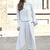 As Part of a Polka Dot Co-Ord