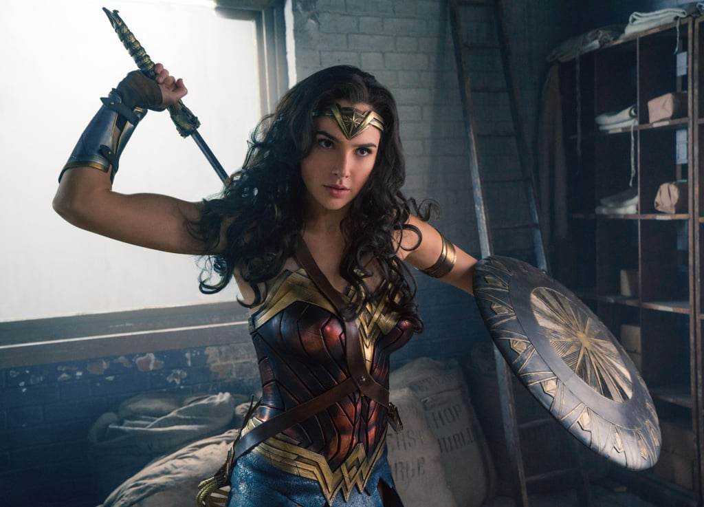 """Wonder Woman's Gal Gadot Responds to Oscar Snub Outcry: """"We Never Did the Movie For That"""""""