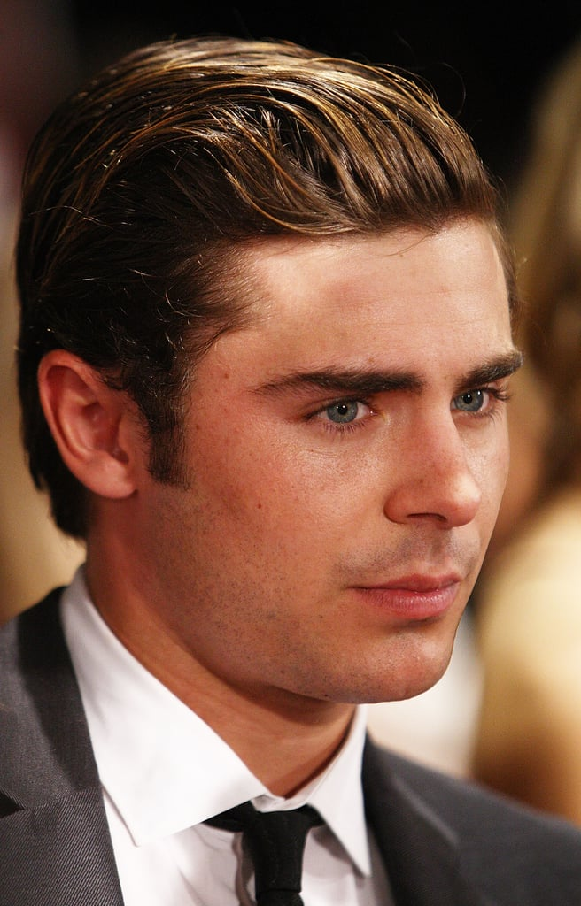 Zac Efron at The Lucky One premiere in Melbourne.