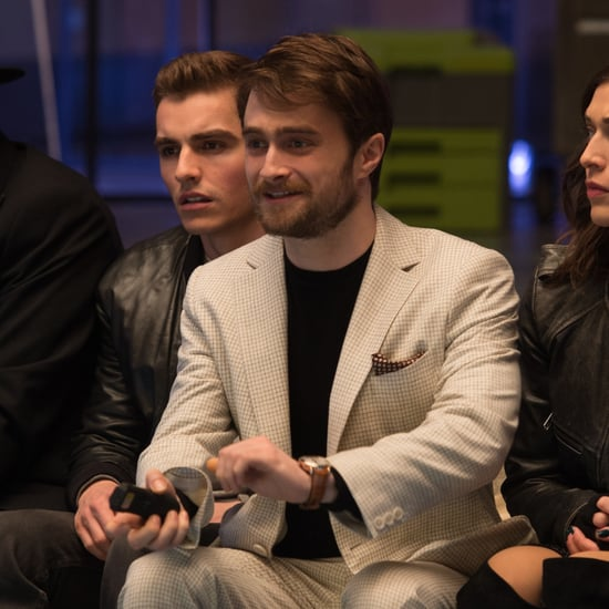 Who Does Daniel Radcliffe Play in Now You See Me 2?