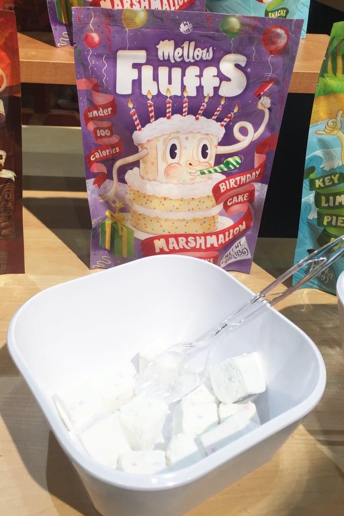 Mellow Fluffs Birthday Cake Marshmallows ($4)