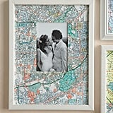 Map Photo Frame