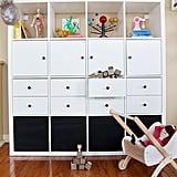 A Kallax Bookshelf From IKEA