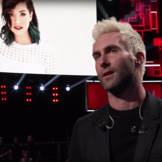 Adam Levine's Tribute to Christina Grimmie on The Voice