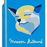 Maison Kitsune Ines Longevial Fox Phone Case