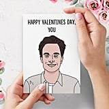 Joe Goldberg Valentine's Day Card
