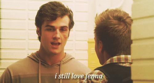When Matty and Jake Simultaneously Realize They Both Love Jenna