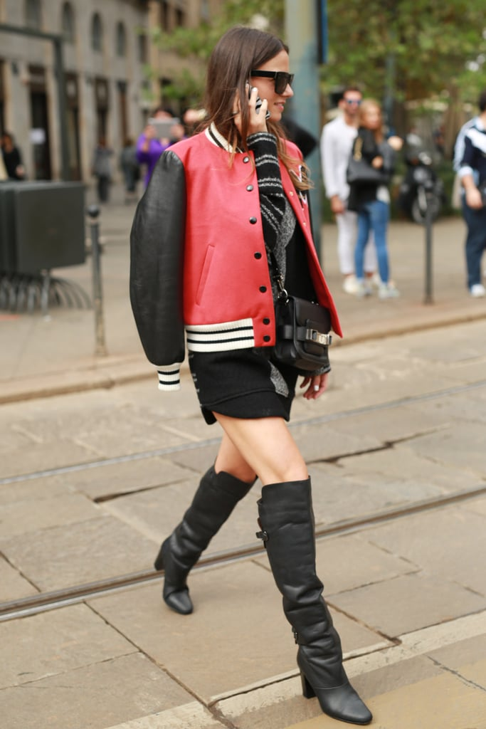 Experiment With Over-the-Knee Boots