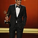 """""""Why do you have to look like a harlot?"""" — Ty Burrell, on what his late father's reaction would be to the makeup he wears for acting.  Photo courtesy of Fox"""