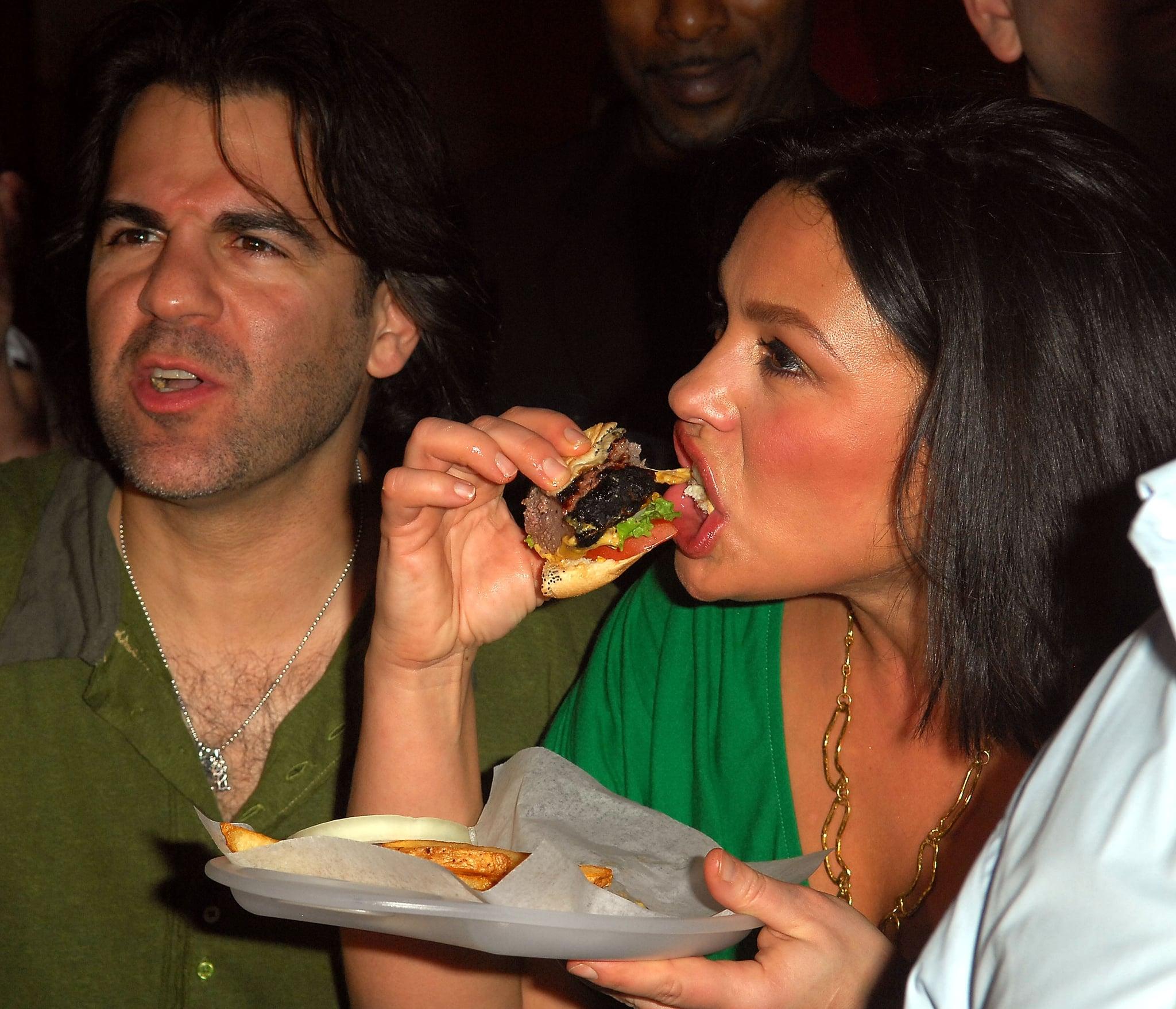 Rachel Ray and hubby John Cusimano