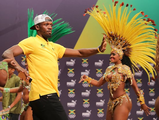 Hey, Dancing with the Stars - Usain Bolt Wants In! Olympian Says He 'Would Definitely' Compete