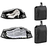 IPOW Portable Travel Nylon Shoe Bags
