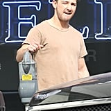 Shia LaBeouf's Reward For His Workouts Is a Stop at the Deli