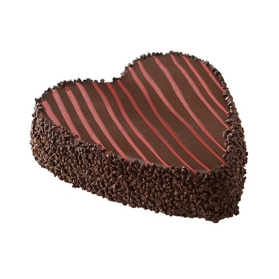 Costco Has Junior's Chocolate Covered Heart Cheesecake